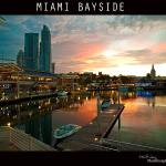 """MIAMI BAYSIDE"" by HGLPhotography"