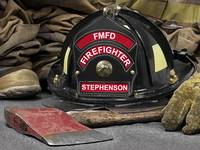 FMFD Firefighter Stephenson