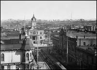 Old City Hall, Oakland, viewing towards hills • 18 by WorldWide Archive
