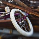 """Childs Bike Thrown Away"" by jimcrotty"