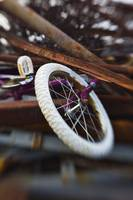 Childs Bike Thrown Away