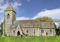 St Paul's Church, Scropton, Derbyshire (20780-RDA)