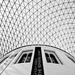 """""""Looking up at the British Museum"""" by sergioamiti"""