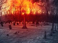 Graveyard X in Central Illinois (IR)