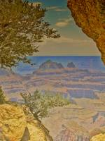 Grand Canyon Sepia
