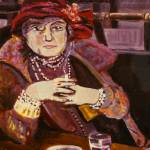 """Cafe Dame"" by johnKeaton"