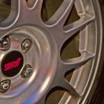 """""""Subaru WRX STI Wheel Rim"""" by brianyoung81"""