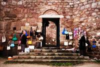 Village Handcrafts At The Castle Door