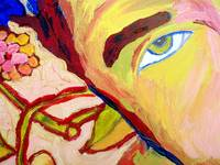 Surrender - detail 4 eye