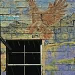 """""""Mural on Old Service Station Moab Utah"""" by jimcrotty"""