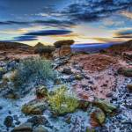 """""""The Toadstools Grand Staircase Escalante Utah"""" by jimcrotty"""