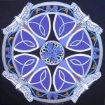 """keys of life by fullcirclemandalas"" by TALENTNETWORK"