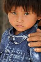 Little Nepalese Boy