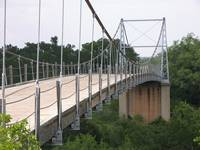 Regency Suspension Bridge
