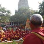 """Mahabodhi Temple - Bodh Gaya, India"" by jme"