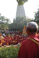 Mahabodhi Temple - Bodh Gaya, India