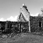 """Old Crofthouse,Vidlin,Shetland"" by GPBDigitalImages"