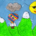 """""""Ballooning"""" by lulusprintshop"""