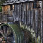 """Old Mill at Cades Cove"" by jimcrotty"
