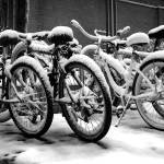 """.snow.bikes."" by kacnyc"
