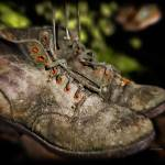 """Old Boots"" by johncorney"