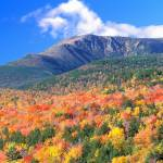 """""""Mountains of New Hampshire - Boott Spur from Grea"""" by timseaver"""