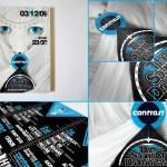 """Contrast_poster_and_flyer_by_CHIN2OFF"" by Chin2off"