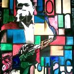 """john coltrane"" by Chin2off"