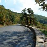 """Skyline Drive Road and Wall Normal Colors"" by brianyoung81"