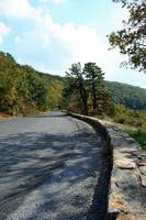 Skyline Drive Road and Wall Normal Colors