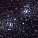 """Open cluster NGC 884 in the constellation Perseus."" by stocktrekimages"