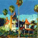 """Baby Del Impressionist Style by RD Riccoboni"" by RDRiccoboni"