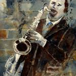 """sax player 570120"" by pol"