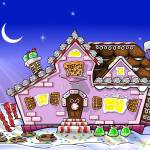 """Candy House - Exterior (ecard animation)"" by ArtbyAndy"