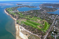 Eastward Ho Golf Course Aerial