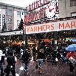 """Pike Place Market"" by alechuxley"