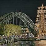 """Sydney, Australia - The Rocks Boardwalk"" by sparrowhawk"