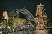 Sydney, Australia - The Rocks Boardwalk
