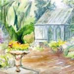 """Secret Garden"" by Linandara"