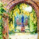 """Secret Garden 1"" by Linandara"