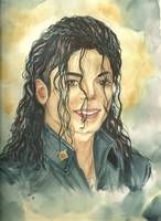 Michael Jackson limited edition Giclee Art Print f