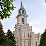 """Manti Temple"" by KimberlyKillebrew"
