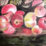 """herart apples"" by arlen"