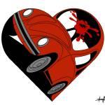 """Love Bug"" by thomasfuchs"