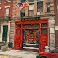 New York City FireHouse (East Village)