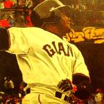 """Barry Bonds Record Home Run"" by Barbosa"