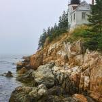 """Bass Harbor Light"" by MikeDimages"