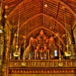 """The Chapel Organ"" by skreid"