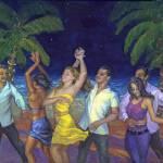 """Noche de Salsa"" by artsalsa"