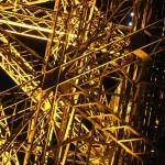 """Eiffel Detail II"" by maxcarr"